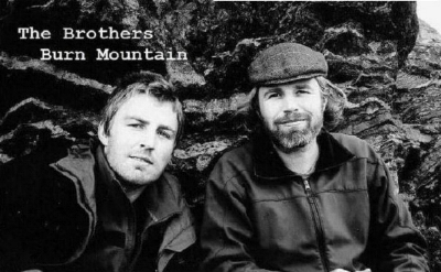 The Brothers Burn Mountain